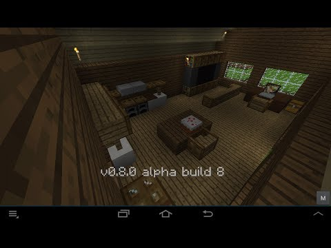 Como decorar tu casa en minecraft pe youtube - Como decorar tu casa ...