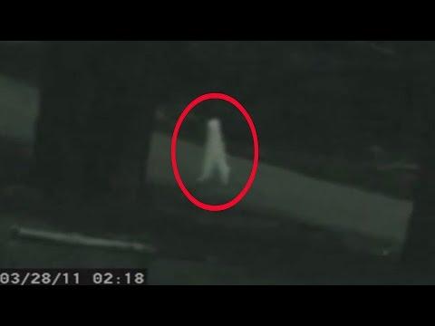 Top 5 Fenómenos Paranormales Captados En Cámara (2da Parte)