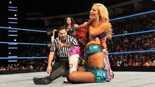SmackDown: Tamina Snuka & Alicia Fox vs. Beth Phoenix &