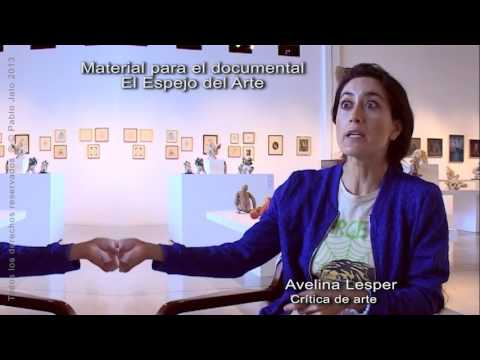 Entrevista con Avelina Lesper - YouTube