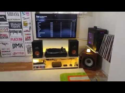Klipsch Quintet & SW-450 sub Surround Sound Setup from YouTube · Duration:  4 minutes 40 seconds