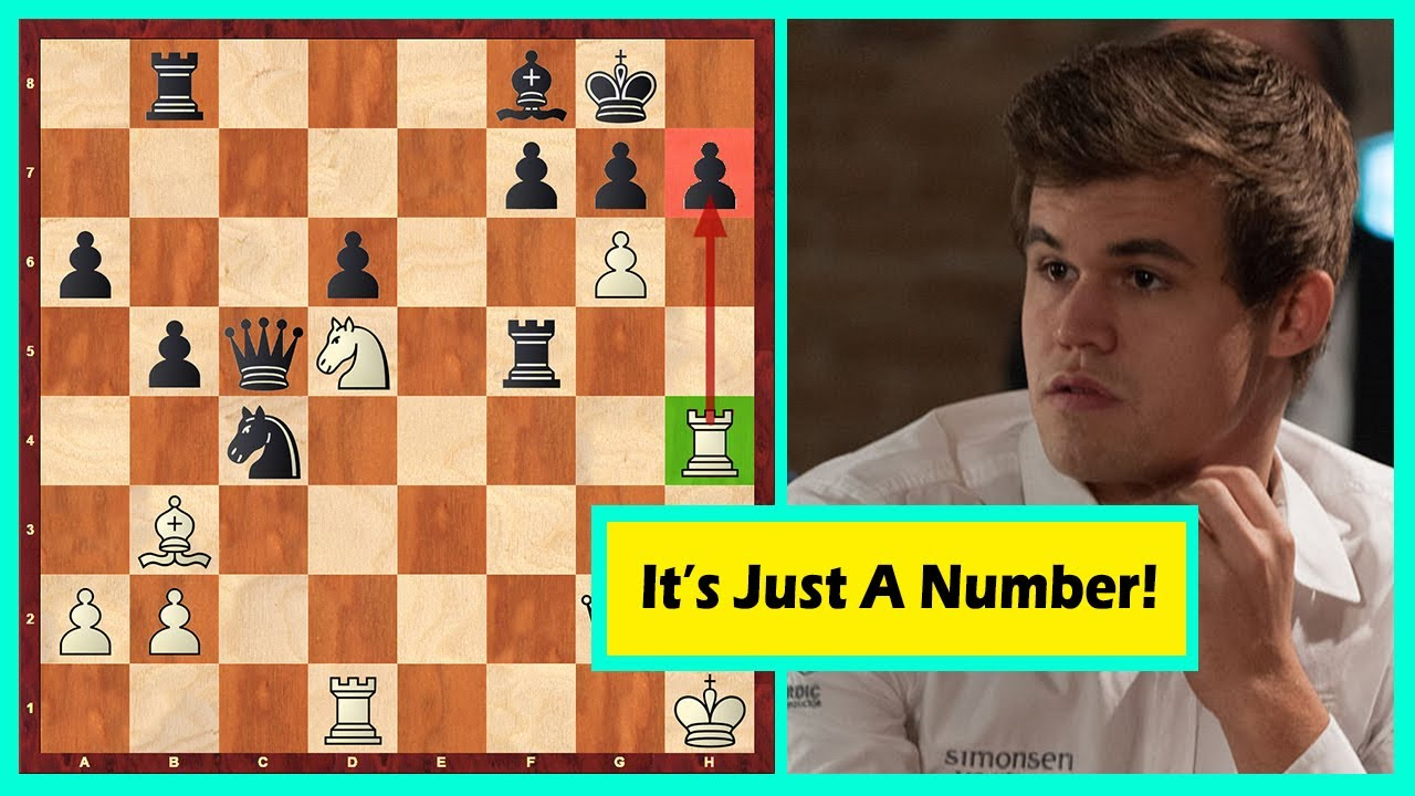 Proved... Magnus Carlsen Is Not A Chess Engine...