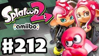 Three New Octoling Amiibo! - Splatoon 2 - Gameplay Walkthrough Part 212 (Nintendo Switch)