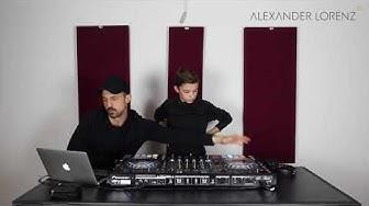 DJ Beatmatching Tutorial: Luis First Lesson Teil 1