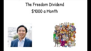 The Freedom Dividend is NOT Socialism