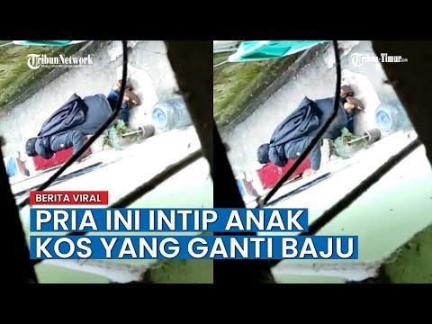 Pria Misterius Di Toraja Terekam Kamera Intip Anak Kos Ganti Baju