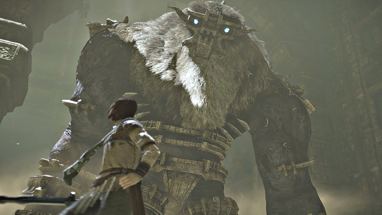 shadow of the colossus - 1280×720