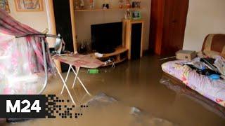 Жуткие прорывы кипятка в Биберево: что говорят коммунальщики? Спорная территория - Москва 24