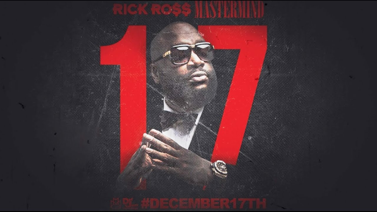 "Rick Ross ""mastermind"" Album Trailer In Stores December"