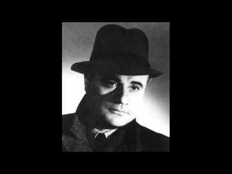 Beniamino Gigli - Caro mio ben (Giordani)