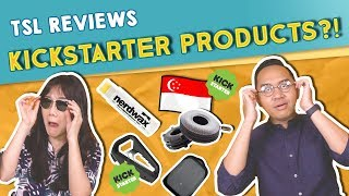 tsl reviews kickstarter products in singapore giveaway