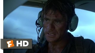 Uncommon Valor (8/10) Movie CLIP - Stealing the Choppers (1983) HD