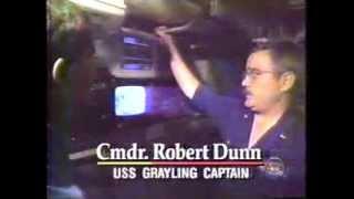 USS Grayling ICEX-92