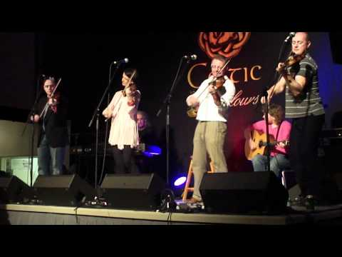 Scotland's 'Blazin' Fiddles'