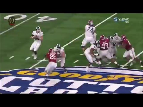 Cotton Bowl, 2015 (in under 36 minutes)
