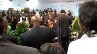 Apostle Floyd E. Nelson (Praying the Pray of Comfort) Sister Alice Joyce Funeral