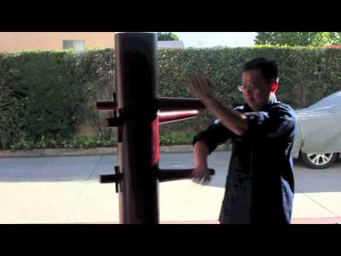 wing-chun-wooden-dummy-practice