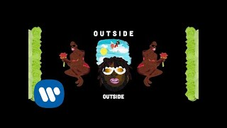 Burna Boy - Outside [Official Audio]