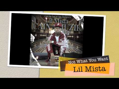 Lil Mista - Not What You Want