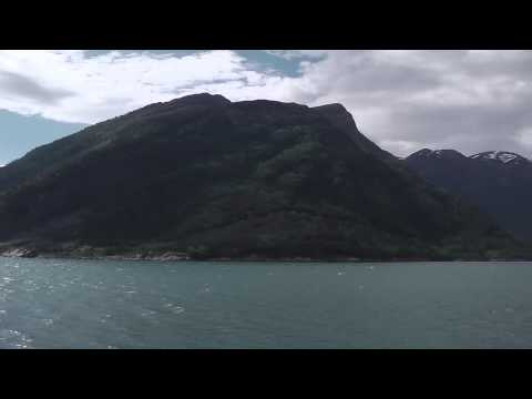 Around The Norwegian Fjords On A Cruise Ship