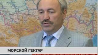 Морской гектар. Новости. 23/01/2017. GuberniaTV