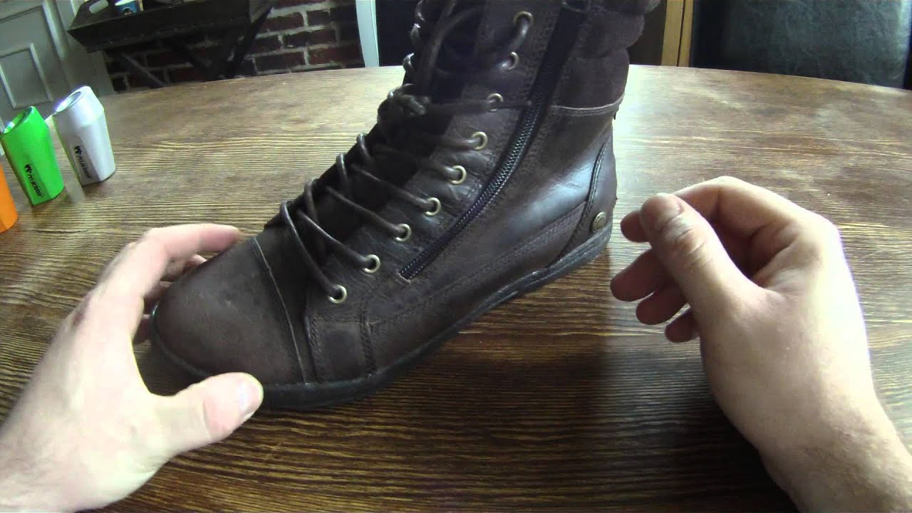 1964 Shoes Cafe Racer Rugged Youtube