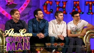 The Inbetweeners Won't Be Making Another Movie (Full Interview) | Alan Carr Chatty Man