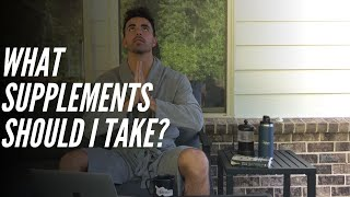 MMC #5: What Supplements Should I Take?