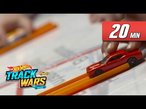 Build it Race it Track Wars  Hot Wheels