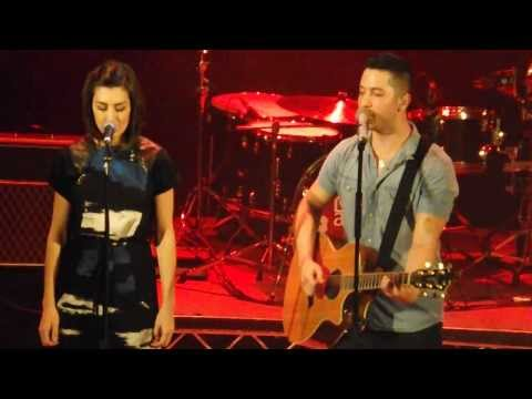 Mirrors - Boyce Avenue Featuring Hannah Trigwell 27/09/2013