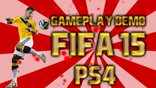 FIFA 15 Demo // Gameplay [PS4]