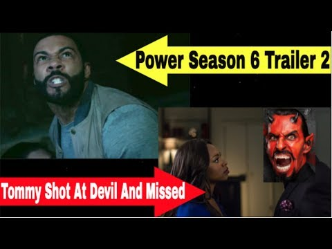 Power Season 6 Trailer 2 | Ghost Reveals His Ride Or Die Woman In The Power Season 6 Trailer 2