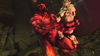 A Full Game of Warpath in Doom's Multiplayer Beta - IGN Plays Live