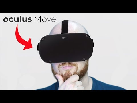 Oculus Santa Cruz = Oculus Move? My Oculus Connect 5 Predictions