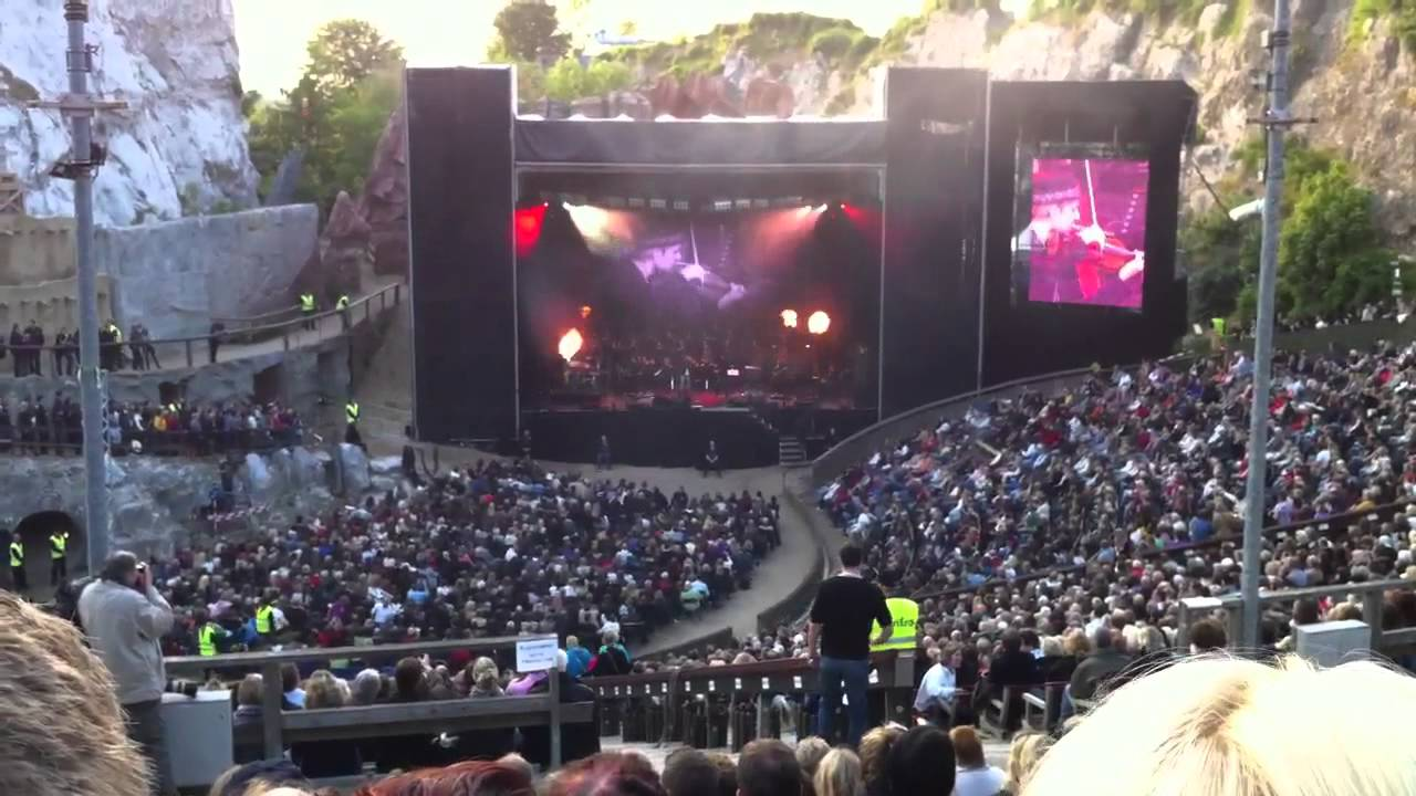 david garrett live am kalkberg in bad segeberg live and. Black Bedroom Furniture Sets. Home Design Ideas