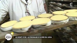 Le Mont d'Or : le fromage d'hiver du Jura