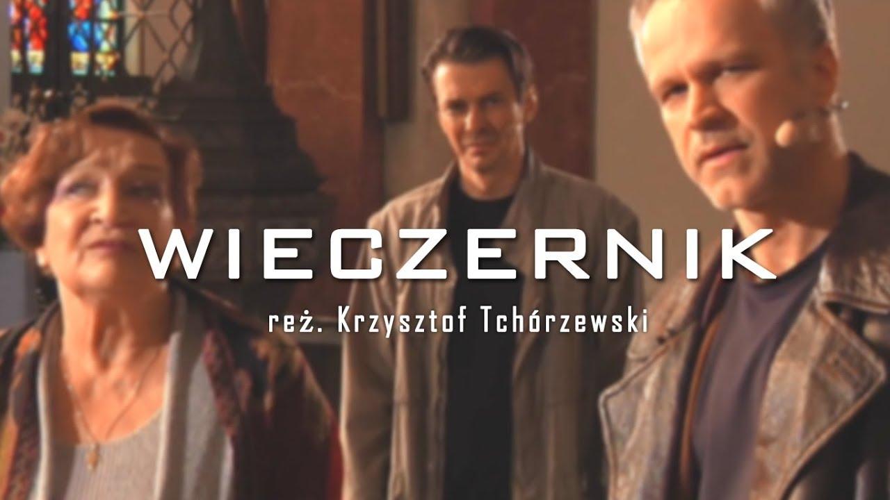 """""""Wieczernik"""" (reż. K.Tchórzewski) – Pazura, Kwaśny, Dałkowska, Barłowski"""
