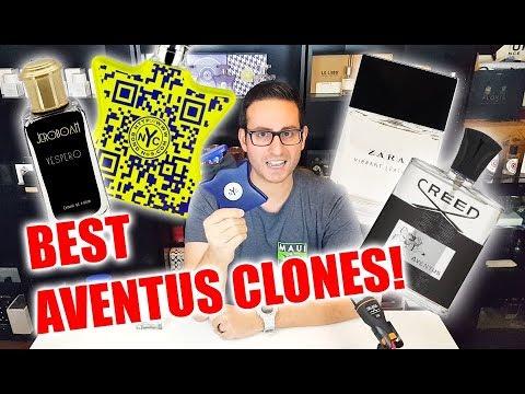 Top 10 Best Creed Aventus Clones + Giveaway!