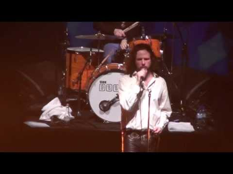 The Doors Alive / Willie Scott Perception - Touch Me (Live @ Olympia Theatre Paris, Feb 2014)
