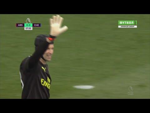 Petr Cech vs Chelsea (Home) 2016-17 HD 720p