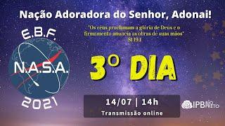 EBF 2021 NASA - Dia 3