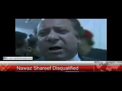Statement of Nawaz Shareef after panama case decision