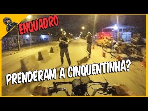 O ENQUADRO POLICIAL MAIS ENGRAÇADO DO YOUTUBE