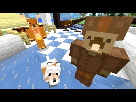 Minecraft Xbox - Ice Race Track [496]