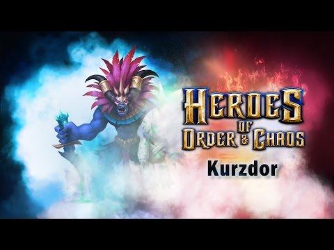 [HOCVN] Heroes of Order & Chaos - Kurzdor