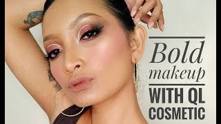 Bold Makeup with QL Cosmetic | Christy Siahaan Mp3