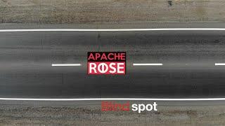 Apache Rose - Blind spot (featuring Indiana Jones vs Terminator & The Evil Empire)