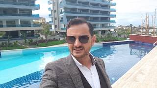 Недвижимость в Турции от застройщика: Купить квартиру в Алании с видом на море и горы