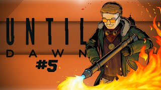 Until Dawn!  - YOU BETRAYED ME! - #5 (What Is That Thing?!)