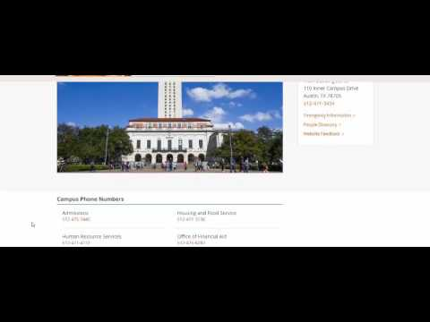 University of Texas at Austin  clip3